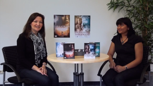 Lara Adrian & Nalini Singh Autoren Interviews Für Egmont Lyx
