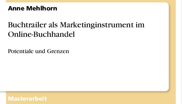 Anne Mehlhorn Zitiert Buchtrailer Produzent Milan Grünewald