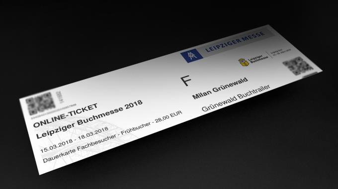 Leizpziger Buchmesse 2018 Buchtrailer Buchmarketing