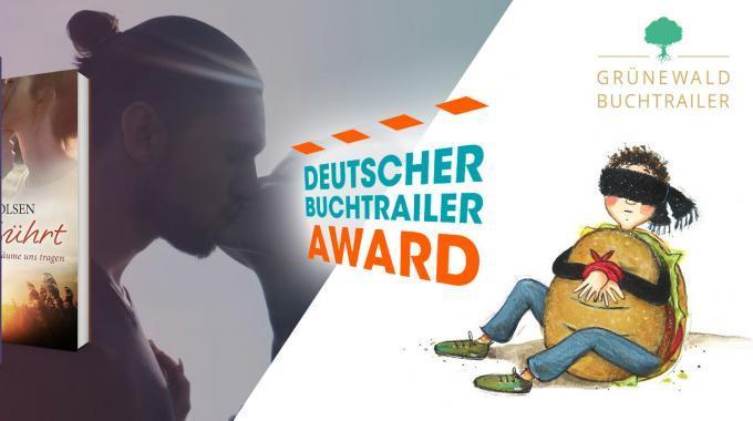 Buchtrailer Award 2019: Grünewald Buchtrailer In Beiden Kategorien In Der Shortlist